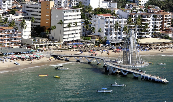Olas Altas, Puerto Vallarta